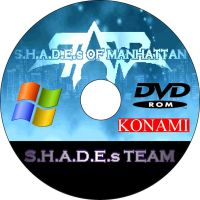 Shades Of Manhattan CD cover by Dante909