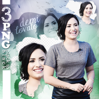 PNG PACK (142) Demi Lovato by DenizBas