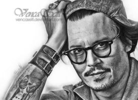 John Christopher Depp II by VencaSeitl