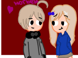 OOC: NORBELA by HungaryReacts