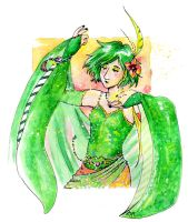 VG Ladies : Rydia by ladyyatexel