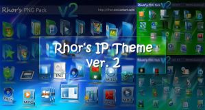 RHORS IP theme v.2 by foreveryone