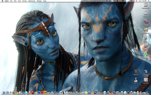 Avatar Desktop by UberMan5000