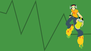 Beat Jet Set Radio Wallpaper by Oldhat104