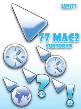 77 Mac2 cursorxp by jani77