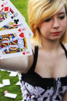 Screw the Queen of Hearts, I am the Queen of Cards by Kaptured-by-Kirsty