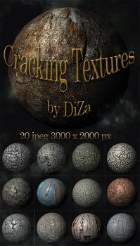 Cracking Textures by DiZa-74