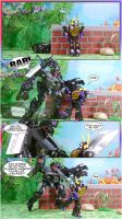 Insecticomic 315 by WaywardInsecticon