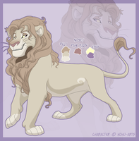 Lion Design 02 by Nightrizer