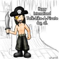 Happy Talk like a Pirate Day by ThatsMyTrunks
