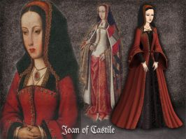 Joan of Castile by Nurycat