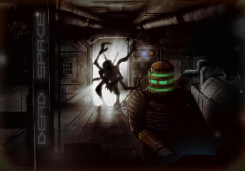 dead space by SpOoKy777