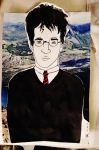Harry Potter by LunarLuminosity