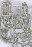 Alice's Dream by away-with-the-fae