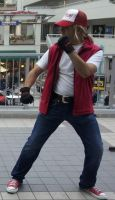 Terry Bogard cosplay 35 by IronCobraAM