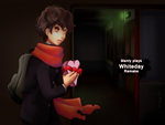 Manly senpai plays White Day Remake by Mildemme