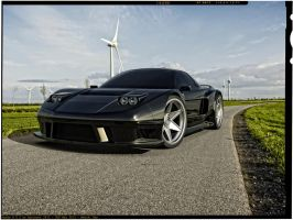 Honda NSX - W1 by AnalyzerCro