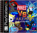 Pwnies VS Fakemon Case by Ciezure