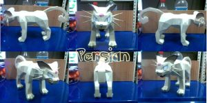 Persian papercraft by DarkRockerRUS