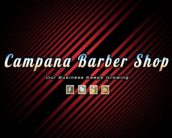 Campana Barber Shop - Wallpaper 1 - 1280x1024 by CliffEngland