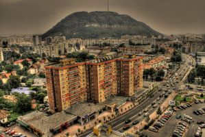 piatra neamt hdr by iacobvasile