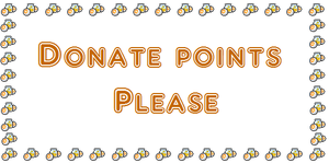 Donate points! by FreePoints-Giveaway