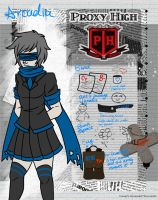 Arcadia [Proxy High Student ID] UPDATED by LilithSenpai
