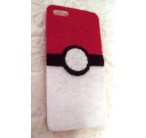 Pokeball Phone Case by P-isfor-Plushes