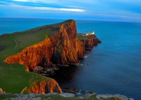Neist Point by RichardMacDonald