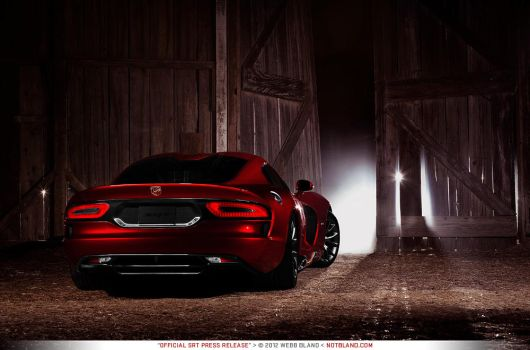 2013 SRT Viper GTS 15 - Press Kit by notbland