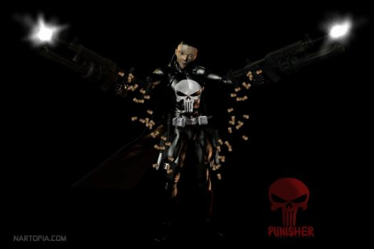 Punisher by blackzig