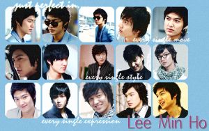 perfectly Lee Minho by yidmilan