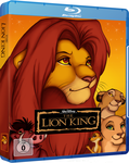 The Lion King Blu-Ray by ShungiLion