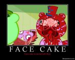 Face cake is packed with fiber by flippysgirl20