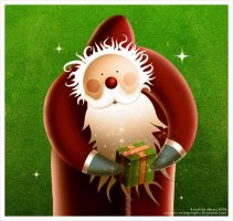Ded Moroz by dimpoart
