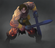 Barbarian StrategyWave by MoonFX