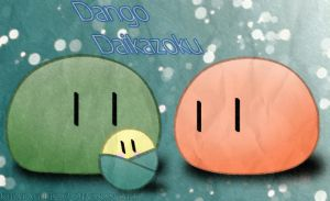 Dangos by kiraragirl250