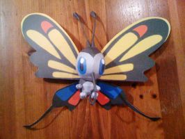 Beautifly Papercraft by Prife7