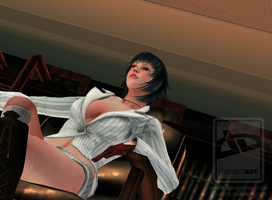 lady in office - 3 by AR-0