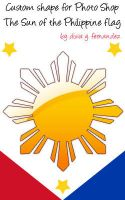 The Sun in the Philippine Flag by madcoffee
