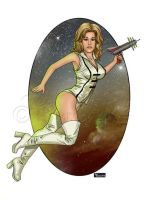 Barbarella by ted1air