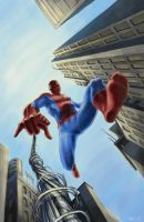 Spiderman by R-Valle