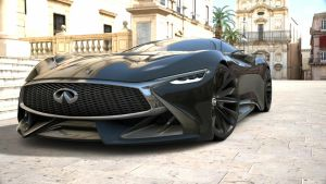 Infiniti Concept Vision GT by NightmareRacer85