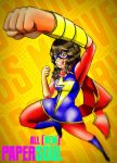 Marvel Miss Marvel PREMIUM by PAPERS0UL
