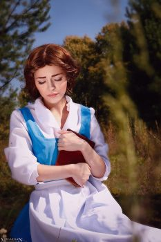 Belle-There must be more than this provincial life by MilliganVick