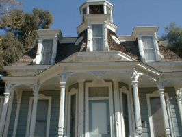 Victorian Era House 3 by mellystock