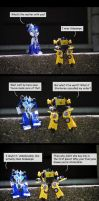 Sunstreaker's Mission Part 7 by The-Starhorse