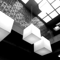 cube light by lapommebleu