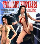 Twilight Huntress Outfit For V4 A4 G4 by emmaalvarez