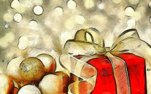 Christmas Series 2013 - 3 by Jessica-Art